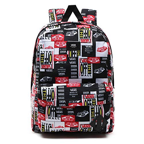 Vans OLD SKOOL III BACKPACK Zaino Casual 42 Centimeters 22 Multicolore (Multicolore)