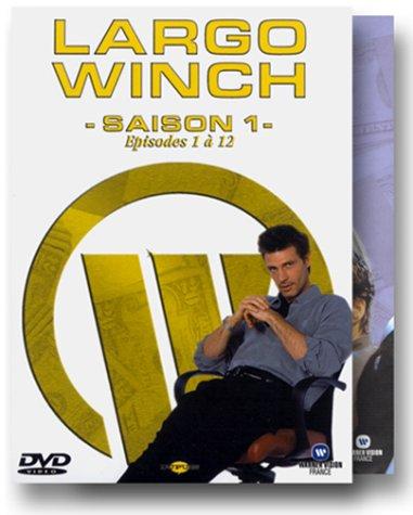 Largo Winch - Saison 1, Partie 1 (Episodes 1 à 12) - Coffret 4 DVD