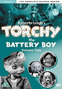 Torchy The Battery Boy - The Complete Second Series [DVD]