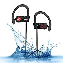 TAGG Inferno 2.0 Wireless Sports Bluetooth Headphones/Headset/Earphones || Waterproof Headphones - Rated IPX 7