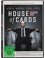 House of Cards - Die komplette erste Season [4 DVDs] hier kaufen