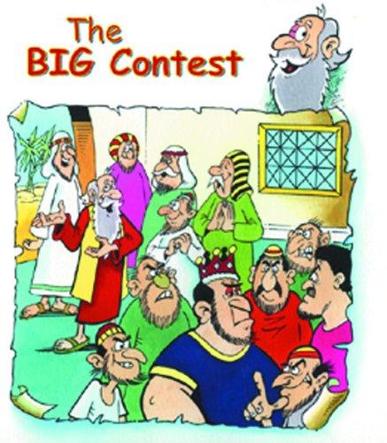 The big contest : a puzzle book about Elijah