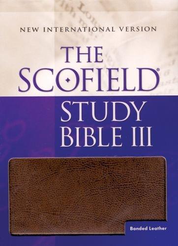 Scofield Study Bible III-NIV (Scofield Study Bible-niv)