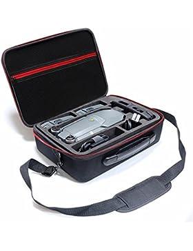ZEEY Hartschalenkoffer Umhängetasche für DJI Mavic Pro Drohne + Fernbedienung + Akku + Ladegerät
