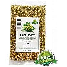 Dried Elderflower (50g)