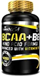 Biotech USA BCAA+B6, 200 Tabletten, 1er Pack (1 x 380 g)