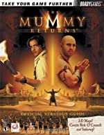 The Mummy Returns Official Strategy Guide de Zach Meston