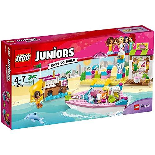 LEGO Juniors - Vacaciones en la playa (10747)