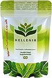Hellenia Selenium 200ug Vitamins A,C,E + Zinc - 360 Tablets - Antioxidant Formula by Lifesource Supplements Ltd