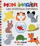 Mon Imagier - Les animaux familiers