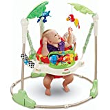 Fisher Price K7198 - Saltador, diseño animalitos de selva