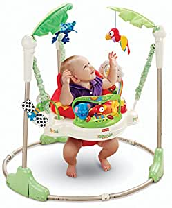 Fisher Price - K6070 -Price Jumperoo Jungle