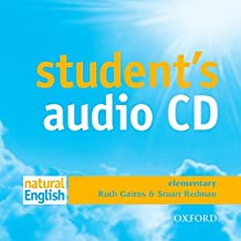 Natural English: Student's Audio CD Elementary Level