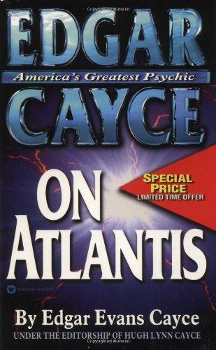 Edgar Cayce On Atlantis (Edgar Cayce Series) por E Evens Cayce