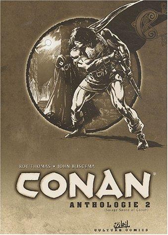 Anthologie de Conan le Barbare, tome 2