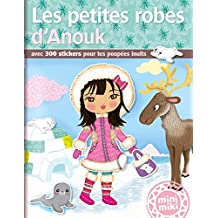 Minimiki - Les petites robes d'Anouk - Stickers