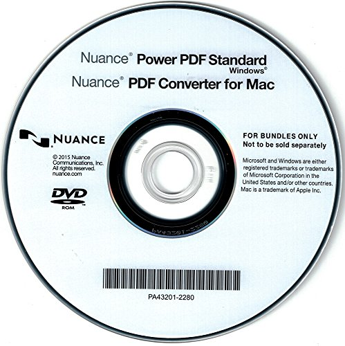 ndard DEUTSCH - WINDOWS - OEM - Vollversion - DVD (inkl. PDF Converter for MAC) ()