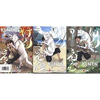 Ken'en - Comme chien et singe - Vol.1-2-3 + Calendrier