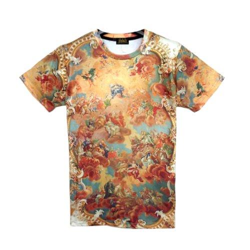 pizoff-unisex-hip-hop-luxus-t-shirts-mit-apollo-lwe-golden-kette-3d-muster