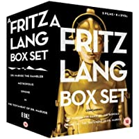 Fritz Lang Box Set