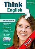 Think English. Pre-intermediate. Entry book-Student's book-Workbook-Culture book-My digital book. Con espansione online. Per le Scuole superiori. Con CD-ROM