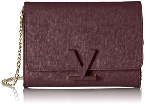 Valentino by Mario Valentino Damen Paradise Baguettes, Violett (Vino), 35x38x13 cm