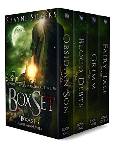 The Nate Temple Supernatural Thriller Series: Books 1-3 (The Nate Temple Supernatural Thriller Series Boxsets) (English Edition) Urban Legends Season 2