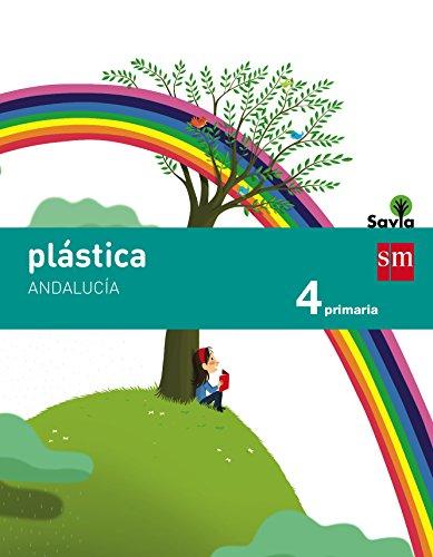 Plástica 4 Primaria Savia Andalucía
