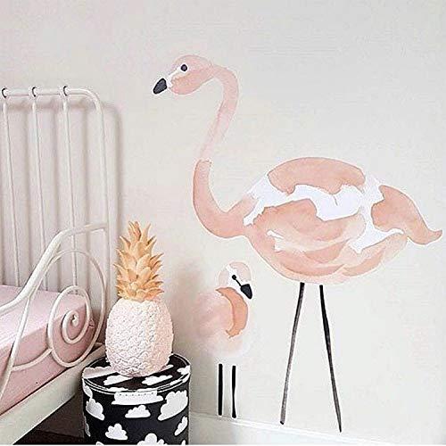 Wind kinderzimmer PVC wandaufkleber früherziehung zentrum dekoration kindergarten dekorative malerei mutter und baby wandaufkleber 42 * 20 cm -