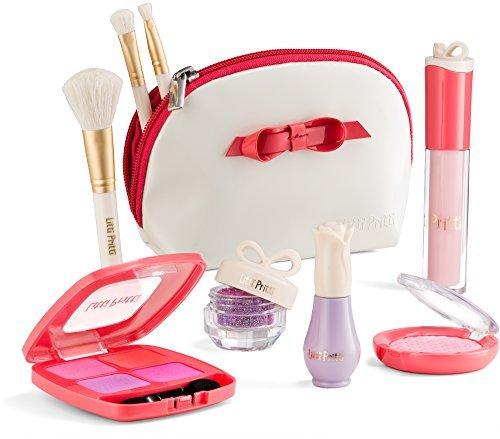 Litti Pritti Vorgeben Make-Up Für Mädchen Set - 9 Stück Kosmetische Play Schminkset -...