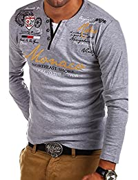 MT Styles 2in1 Longsleeve MONACO manches longues R-7099