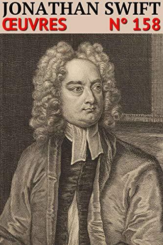 Couverture du livre Jonathan Swift: Oeuvres (Illustré)