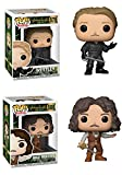 FunkoPOP The Princess Bride: Westley + Inigo Montoya – Vinyl Figure Set NEW