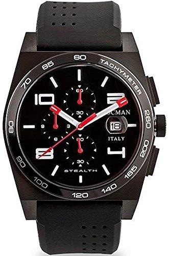 Locman 0209BKKBKWHRSIK Reloj de pulsera para hombre