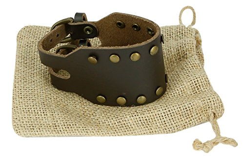 Leather Accessories Men Bracelet Indian Handmade Jewelry Boyfriend Gifts