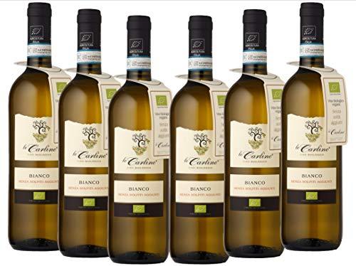 Vino Bianco DOC Lison Pramaggiore senza solfiti aggiunti, biologico e vegano Le Carline