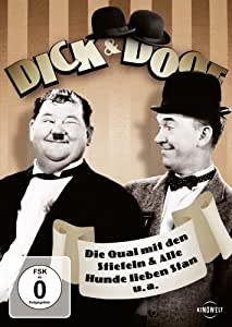 Dick & Doof - Die Qual mit den Stiefeln & Alle Hunde lieben Stan u.a.
