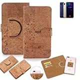 K-S-Trade 360° Cover cork Case for Allview Soul X5 Style |