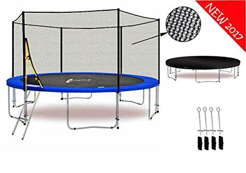 Trampoline de jardin - Lifestyle Proactiv