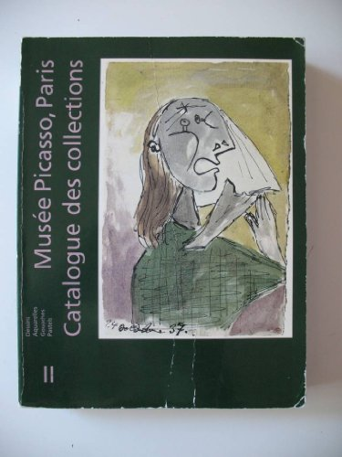 Musée Picasso, tome 2 : Dessins, aquarelles, gouaches, pastels par Michèle Richet