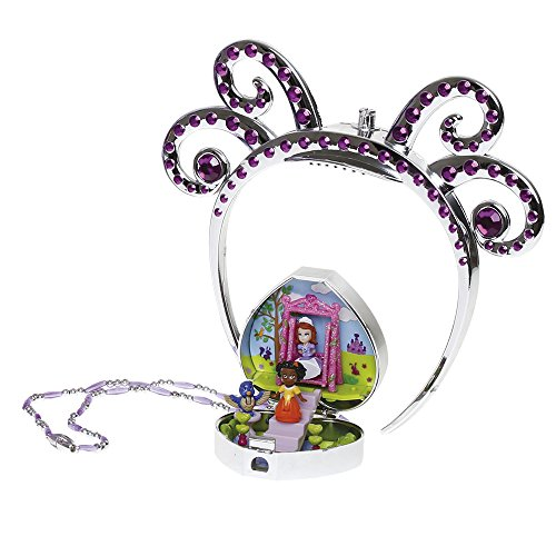Giochi Preziosi 70151561 - Disney Sofia die Erste Microfigur Krönchen