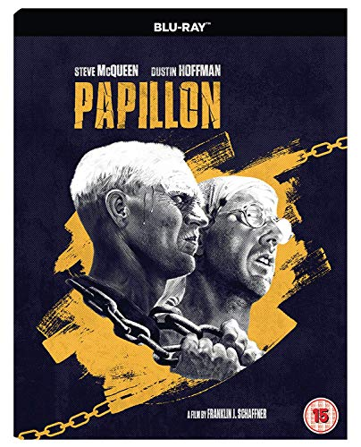 Papillon [Blu-ray] [UK Import]