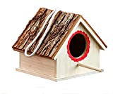 TUDIO Bird House: Facile Da Appendere, Materiale Resistente