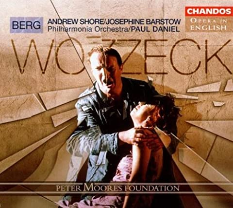 Wozzeck by A. Berg (2003-05-03) (05 Berg)
