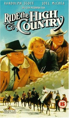 (Ride The High Country [VHS] [UK Import])