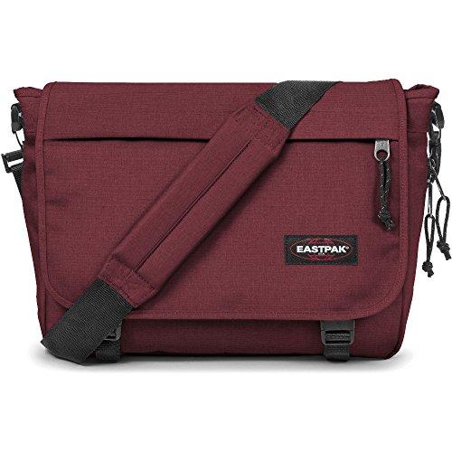Eastpak Authentic Delegate Cross Over Zipped Messenger Shoulder Bag
