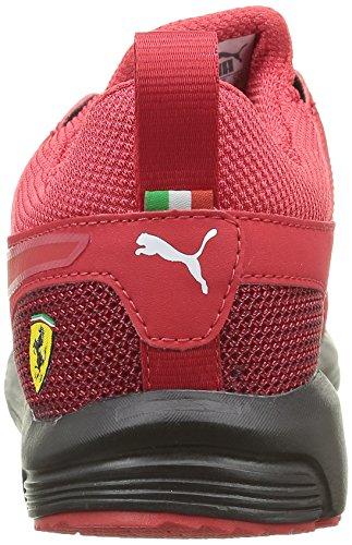 5 Puma Rouge Homme Bassi Nero Cestini Corsa rosso 1 Rosso Corsa Sf Pitlane wpUCcqxpTt