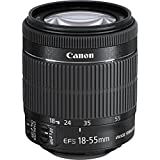 Canon 8114B005AA - Lens EF-S 18-55mm is STM