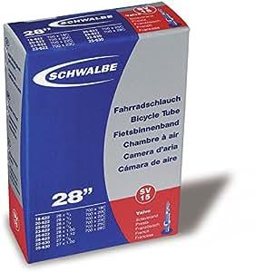 2 x Schwalbe Inner Tubes - 700 x 18-28C - Presta Valve