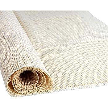 ATPWONZ Multipurpose Non Slip Mat Anti Slip Mat Rug Underlay Gripper Pad  110 X 185 Cm For Wooden, Marble Flooeing, Shelves, Tray, Carpets And Glass